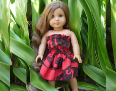 Hawaiian Doll Clothes