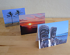 Hawaiian Note Cards